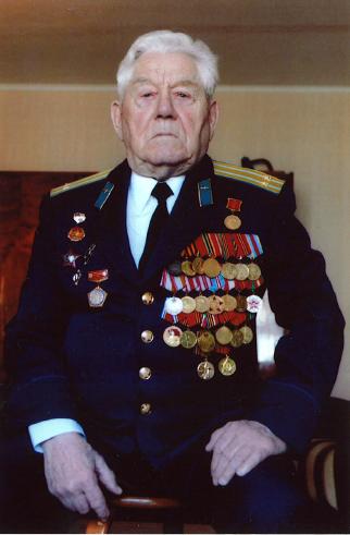 Heute: Petr Wassiljewitsch Alaev